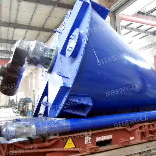DSH-6 conical mixer