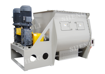 WZL Double Shaft Mixer